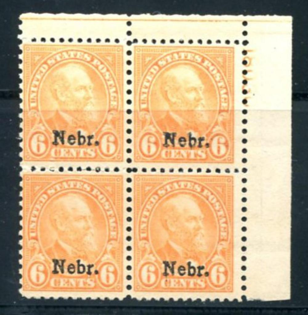 United States #5675 Plate Block of Four.