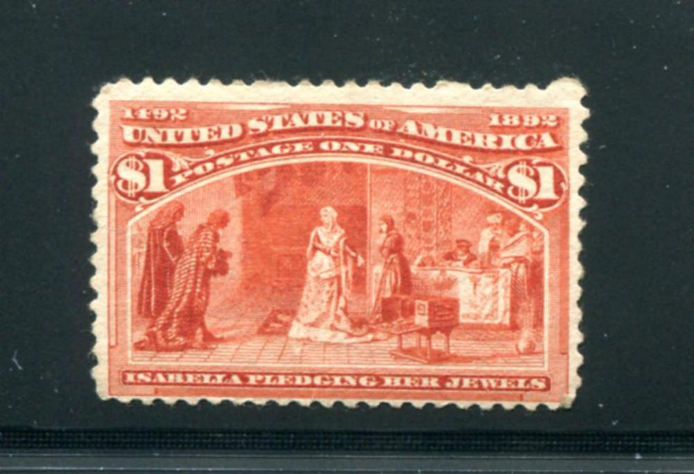United States #241 Mint O.G.