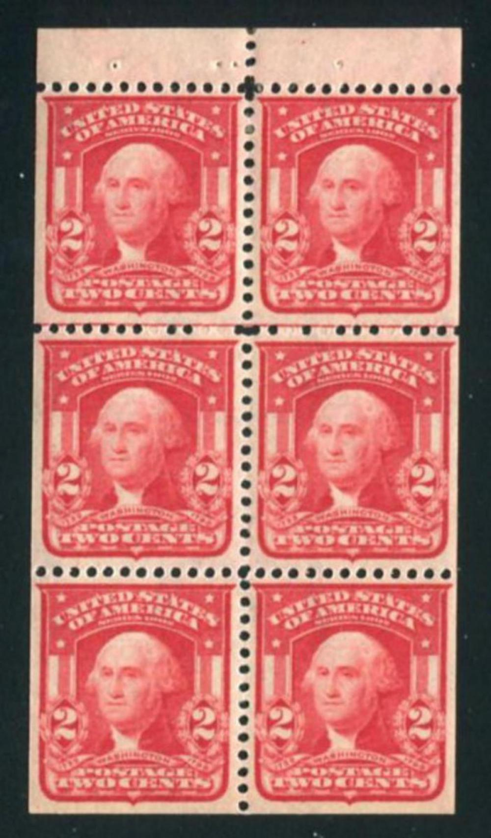United States 319G Mint NH