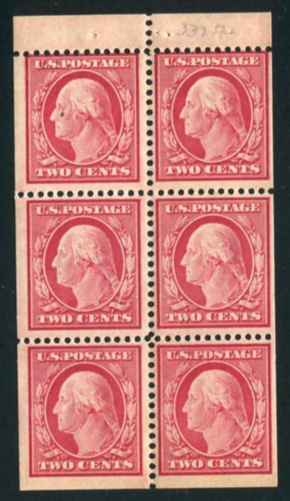 United States 332A Mint NH