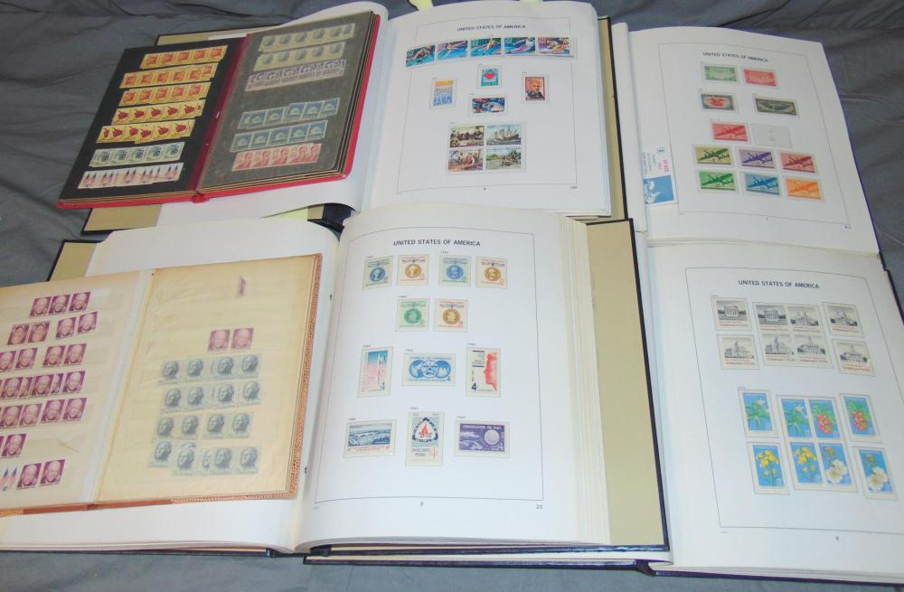 High End U.S. Stamp Collection.