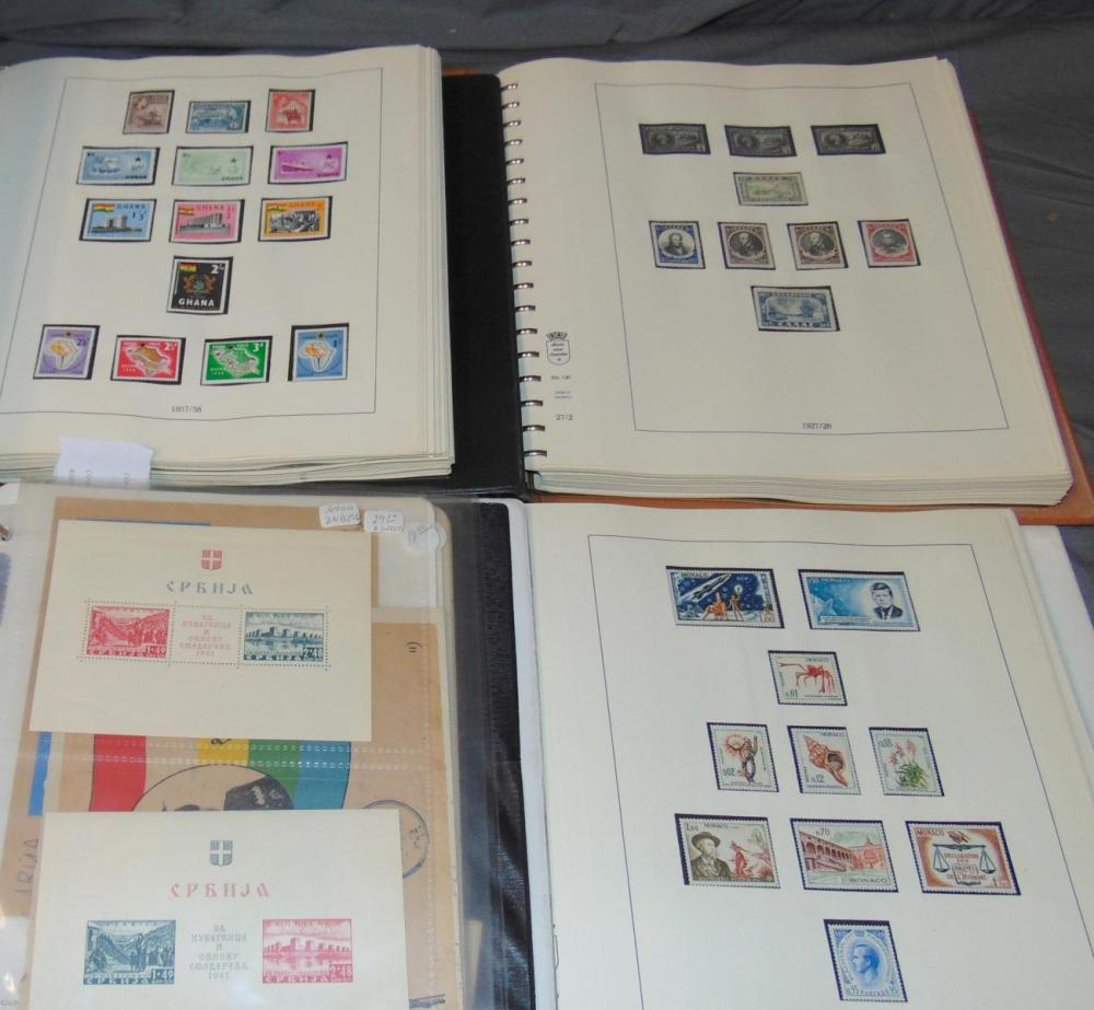 Foreign Stamp Lot.
