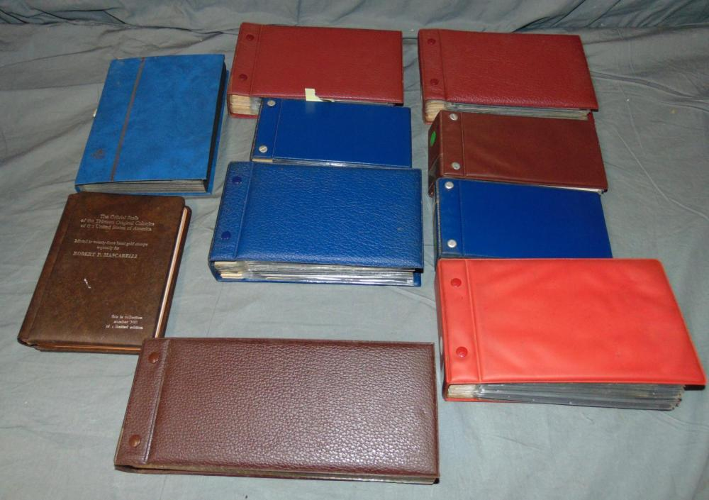 World Wide Cover Lot.