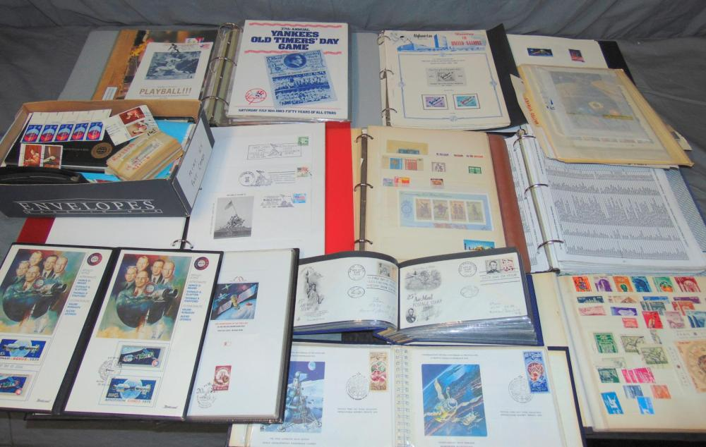 World Wide Stamp, Cover and Ephemera Lot.