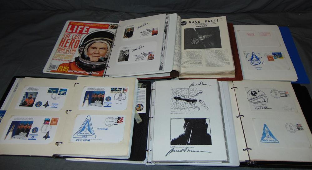Space Related Covers and Ephemera.