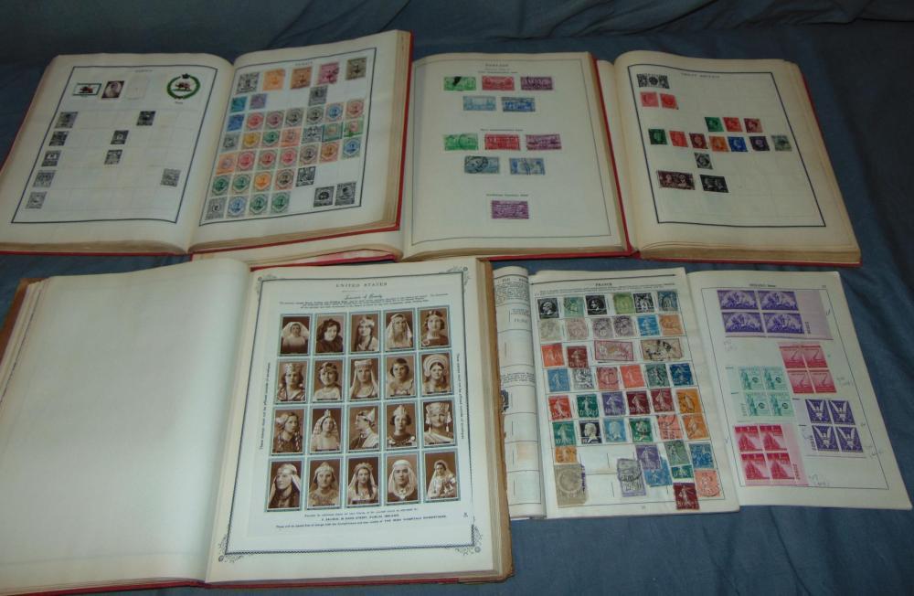 Attic Estate Stamp Lot
