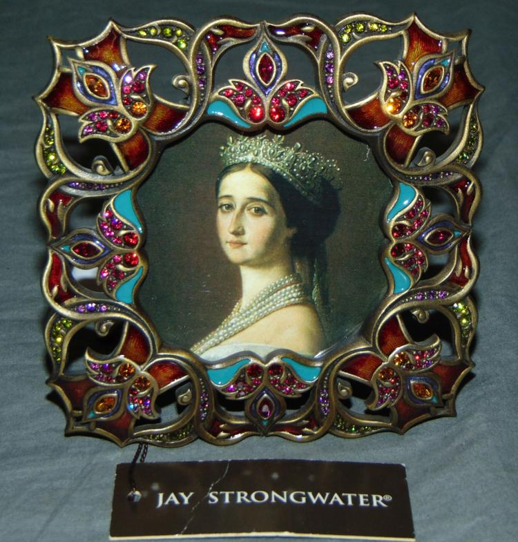 Jay Strongwater Frame.