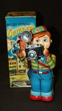 Battery Operated Shutterbug Boxed.