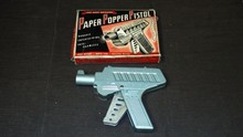 Paper Popper Pistol Boxed.