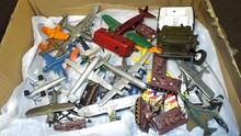 Lot of Assorted Vintage Vehicles
