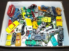 Matchbox Diecast Toy Vehicle Lot