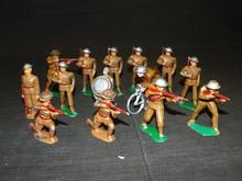 Dimestore Toy Soldier Lot