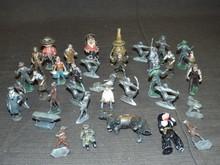 Miscellaneous Lead Cast Toy Figure Lot