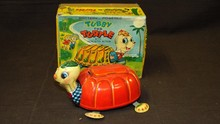 Japanese Battery Operated. Tubby The Turtle.