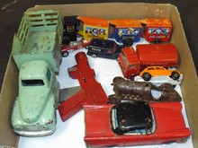 Miscellaneous Toy Vehicle Lot