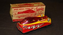 Courtland Space Rocket Boxed.