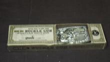 Mattel Buckle Gun on Card.