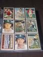 1957 Topps Baseball Near Complete Set