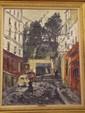 Sebire. Signed Oil on Canvas.
