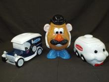 Cookie Jar Lot