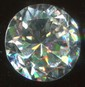 Large Round Brilliant Diamond. (VS2-I)