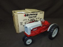Boxed 1950's Hubley 525 Farm Tractor