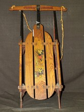 Mickey Mouse Flexible Flyer Sled