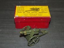 Britains. Guns of the Royal Artillery.