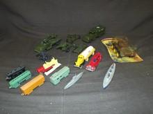 Tootsie Toy Vehicle Lot.