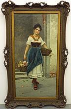L. Bertini. Karl Kaufmann  (1843 - 1902/05)