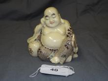 Oriental Buddha Statue