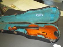 Violin Signed & Dated by Antonio Monzino 1919