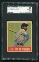 1948-49 Leaf Gum Co. #1 Joe DiMaggio