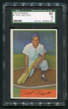 1954 Bowman Rizzuto #1