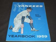 1959 Yankee Year Book.