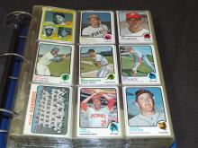 Baseball Set. 1973 Complete.