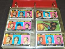 1970 Topps Basketball Partial Set.