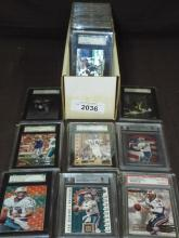 Modern SGC Graded Superstar Lot.