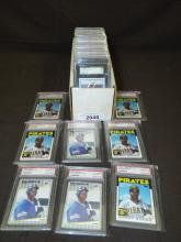 Graded Modern Superstar Sports Card Lot.