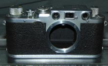 Leica 2F Red Dial.