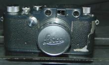 Leica III C Scarce.