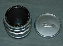 Leica Elmar Lens.