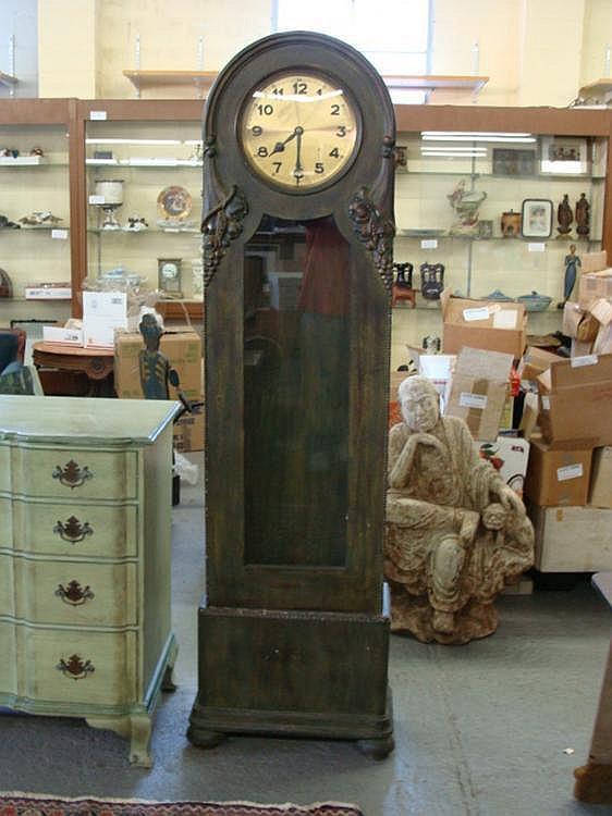 Antique Dufa Grandfather Clock