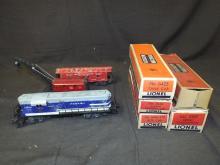 Lionel Train Lot.