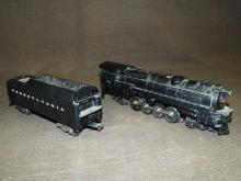 Lionel Engine with Tenders.
