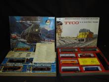 (2) HO Boxed Train Sets.