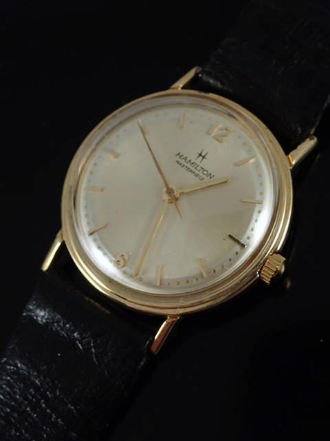 A Hamilton watch