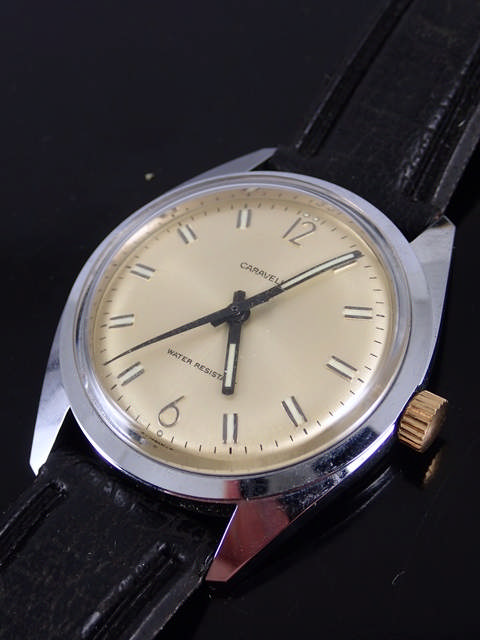 A Caravelle watch
