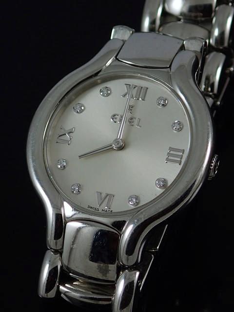 An Ebel wrist watch