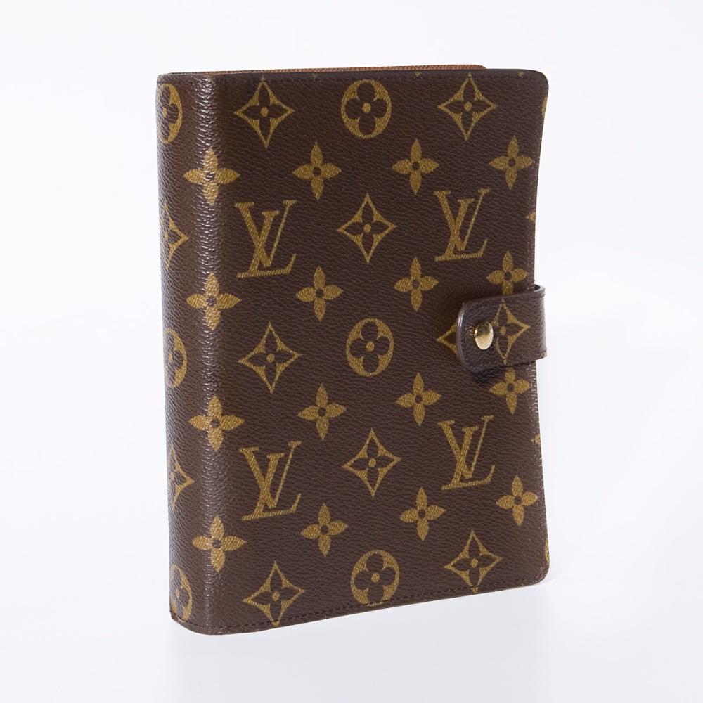 Louis Vuitton-Agenda Fonctionnel MM.